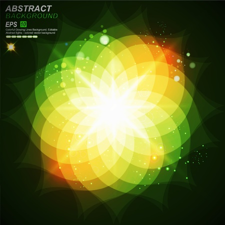 Abstract Background Vector Stock Vector - 9209695