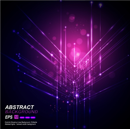 Abstract Background Vector Stock Vector - 9257735