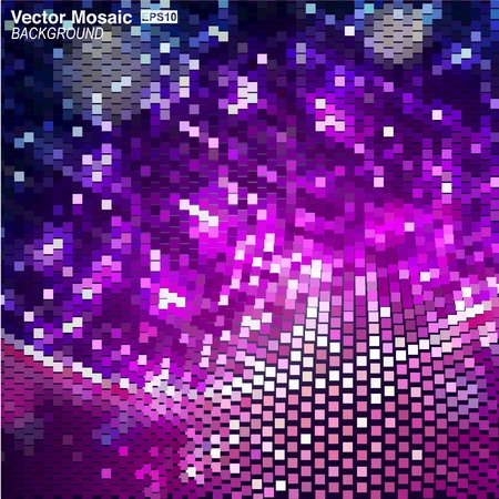 vector mosaic Stock Vector - 9257729