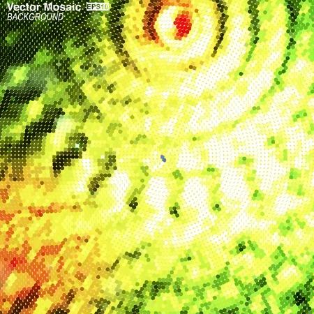 vector mosaic Stock Vector - 9257759