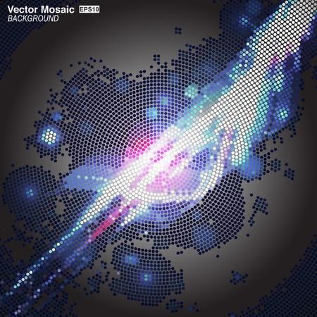 vector mosaic Vector