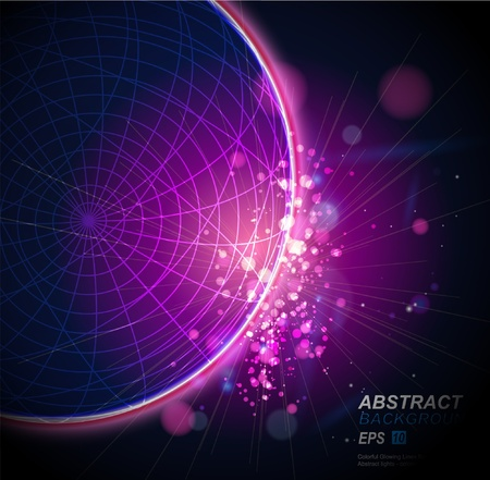 component parts: Abstract Background Vector Illustration