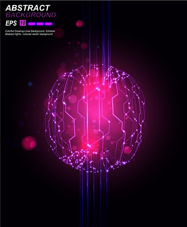 Abstract Background Vector Stock Vector - 9323403