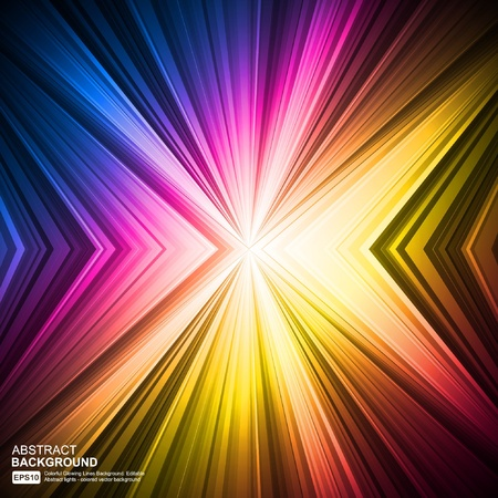 colorful stripes: Abstract Background Vector Illustration