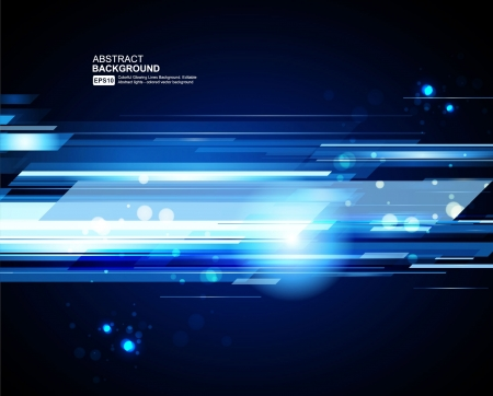 technology cover: Abstract Background Vector Illustration