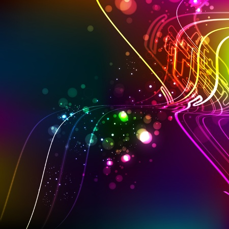 neon: Abstract Background