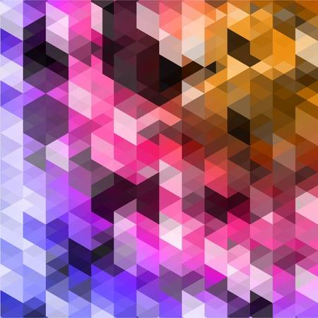 mosaic art: Abstract Background Vector Illustration