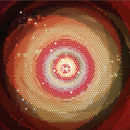 mosaic Illustration