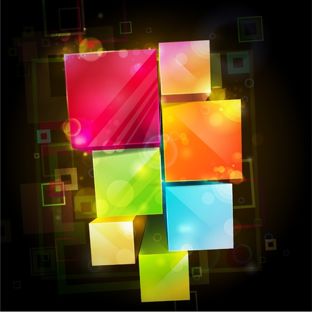 Abstract Background Vector Stock Vector - 11587304