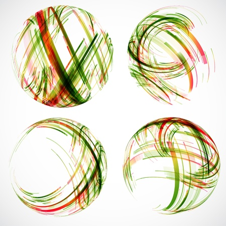 ellipses: Abstract Background