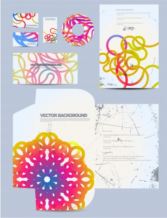 Abstract Background Vector Stock Vector - 17259953