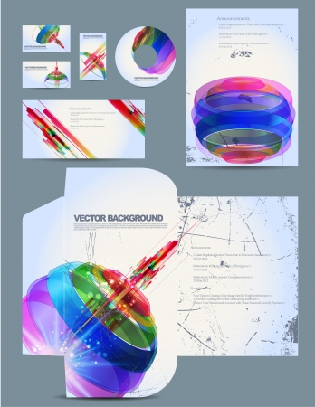 Abstract Background Vector Stock Vector - 17259958