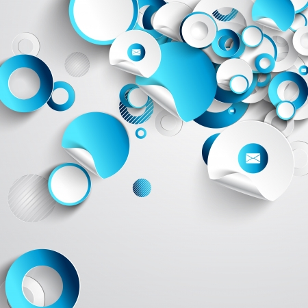 abstract vector background 일러스트