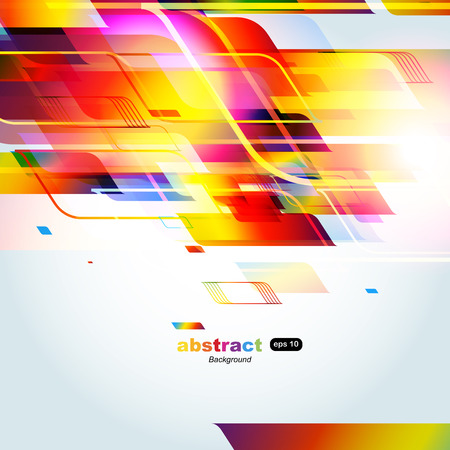 electronical: abstract vector background Illustration