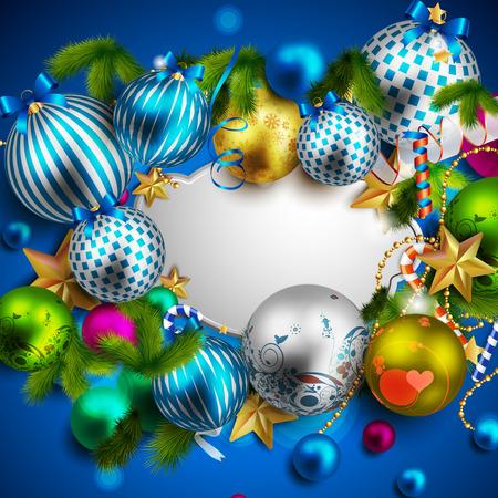holy place: Beautiful christmas background