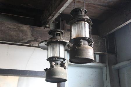 mohammad: lamp