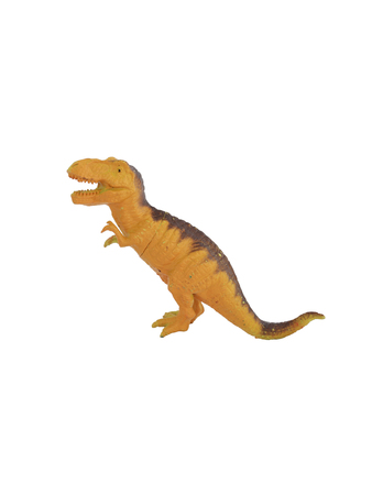 Dinosaur on a white background