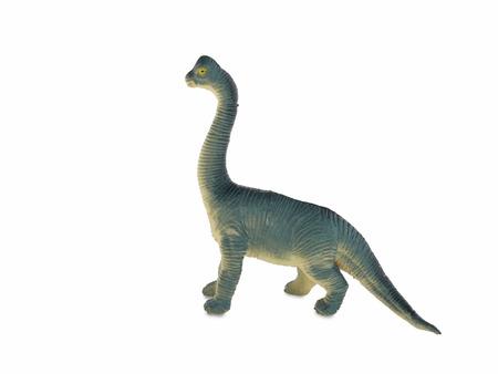 bony: Dinosaur on a white background