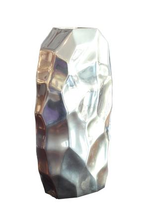 Metallic water bottle