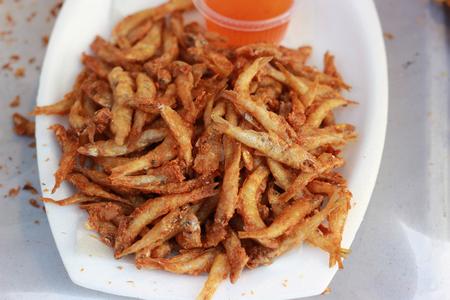 fish fry: Small fish fry