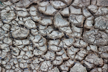 drought: Cracked earth drought Stock Photo