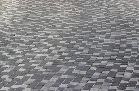 piso pasarela de cemento Foto de archivo