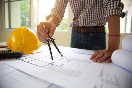 Engineers are writing home construction designs to bring them to prospective customers.