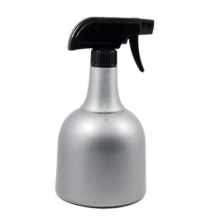 spr�hflasche: Spr�hflasche isoliert auf wei�em Hintergrund