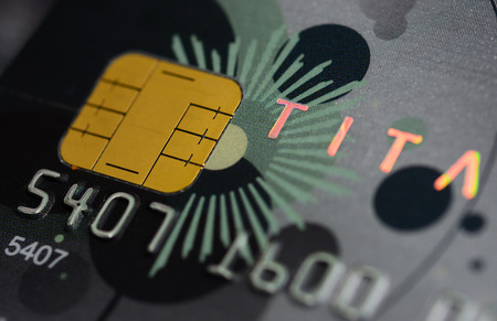 Credit card background photo