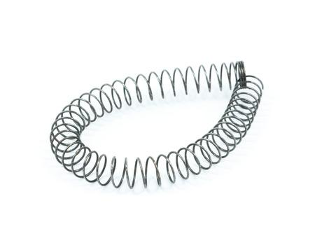 metal spring: Wire springs Stock Photo