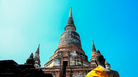 temper: Temper buddha in thailand