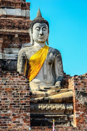 temper: Temper buddha Stock Photo