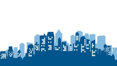 City landscape. Modern building architecture Urban cityscape.