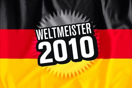 German flag 2010 winner