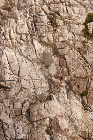 Rough stone background with textured surface
