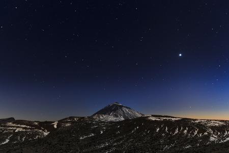ber: Nightlights ber the Teide