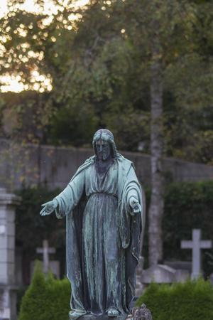 Jesus display Foto de archivo