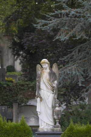 Estatua del Ángel  Foto de archivo