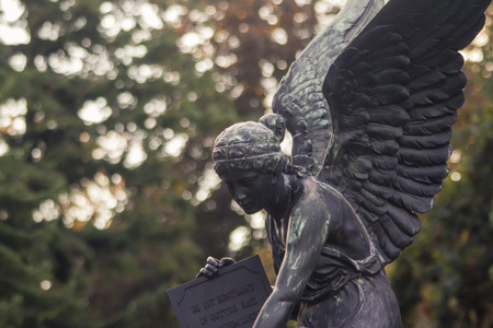Angel Foto de archivo