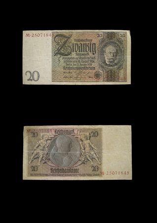 reich: This money was used in Reich
