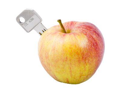 vorschlag: ein Apfel pro Tag hält den Arzt weg
