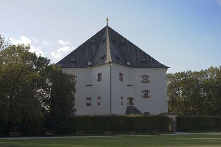 Casa di piacere (follia) Hvezda a Praga, Loc: 505'0 ,589 Archivio Fotografico - 2513270