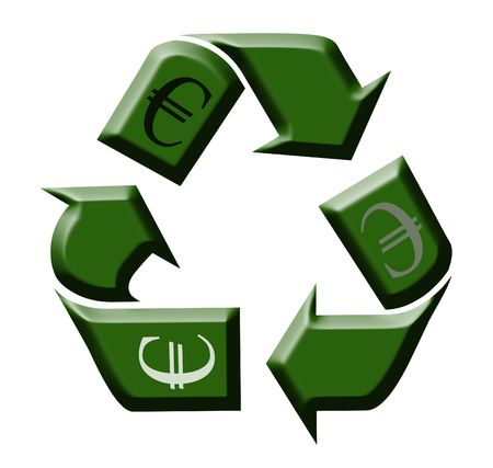 conjuncture: recycling money in the day of economic crisis