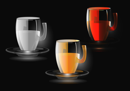 glass cup: glass; cup; glass