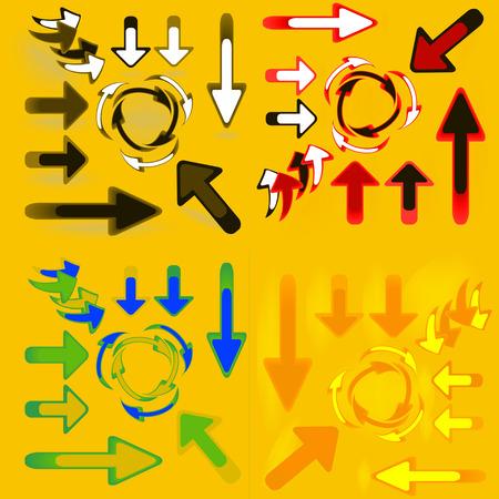syllabus: arrows; circular; schedule; circular