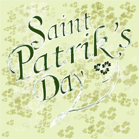 stpatrick: St.Patrick s Day; day; patricks Illustration