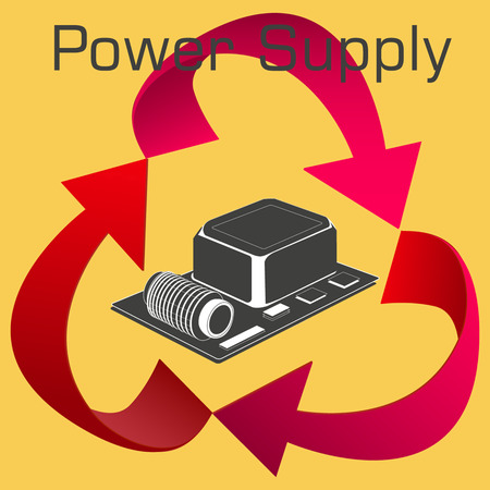 power supply: power supply in an environment of dynamic shooter