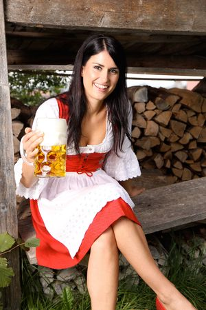firewood: Bavarian Lifestyle