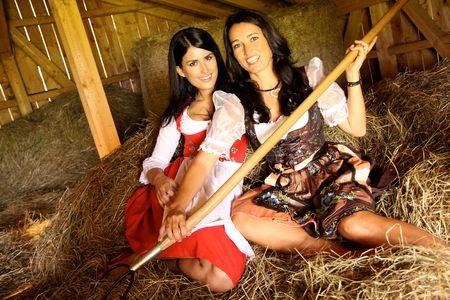 hayfork: Bavarian Lifestyle
