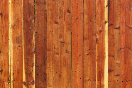 redish: redish wooden fence as a background